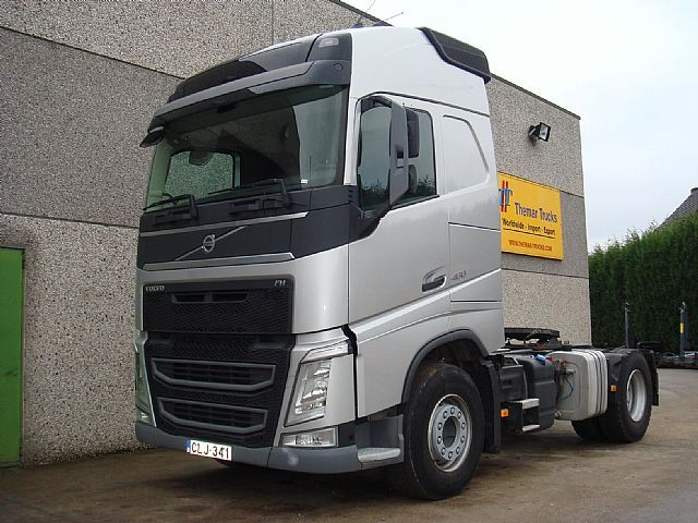volvo fh 460 globe 4x2 tractor unit from belgium for sale. Black Bedroom Furniture Sets. Home Design Ideas