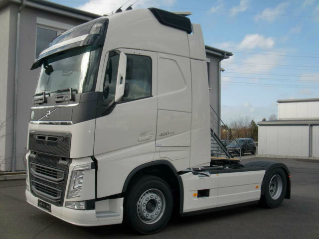 New Volvo Fh 460 Xl Eev Tractor Unit For Sale From Germany