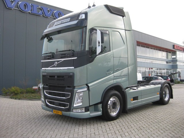 Brand New Volvo Truck For Sale >> Volvo FH 500 EEV Globetrotter XL Full Option tractor unit from Netherlands for sale at Truck1 ...