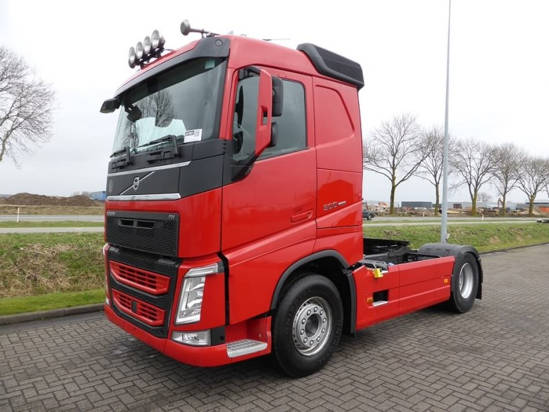 volvo fh 500 euro 6 tractor unit from netherlands for sale. Black Bedroom Furniture Sets. Home Design Ideas