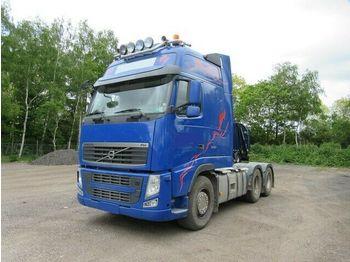 Tractor unit Volvo FH 540 6x4 XXL, extra lange Kabine,2 Kreishydr.