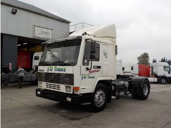 Volvo FL 12 - 380 (MANUAL GEARBOX / MANUAL PUMP) - tractor unit