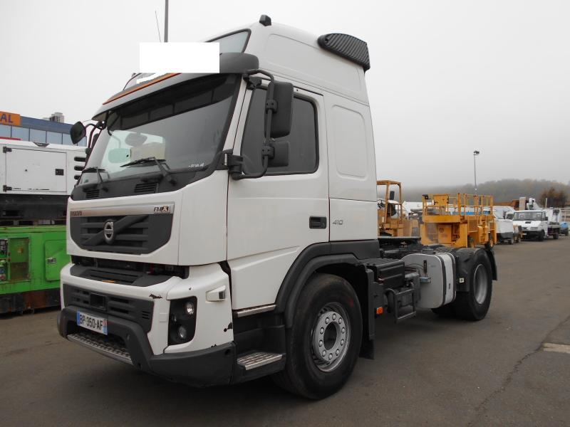 tractor unit Volvo FMX 410