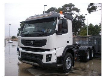 New Volvo FMX 420 6X4 tractor unit for sale from Netherlands at Truck1, ID: 895414