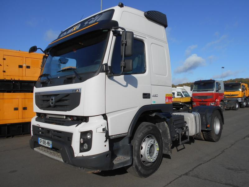 tractor unit Volvo FMX 450