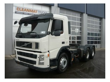 volvo fm 440 6x4 euro 5 retarder manual gearbox big ax tractor unit rh truck1 eu Volvo 740 Volvo 444