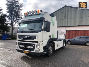 Volvo FM 460 GAS LNG/DIESEL - CAMERA - NL TRUCK - TOP - APK 11/2020 - tractor unit