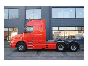 volvo nh 12 420 6x2 manual gearbox tractor unit from netherlands for sale at truck1 id 922530. Black Bedroom Furniture Sets. Home Design Ideas
