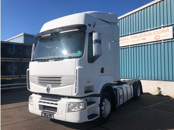 Trækker Renault PREMIUM 460DXI (11-2010) (ZF16 MANUAL GEARBOX / DOUBLE DIESELTANK / EURO 5 / AIRCONDITIONING)