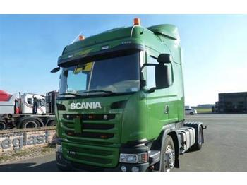 Trækker Scania G 410