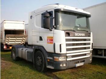 Scania L 114L380 - trækker
