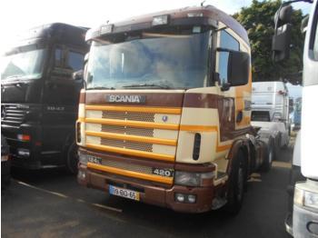 Scania L 124L420 - trækker