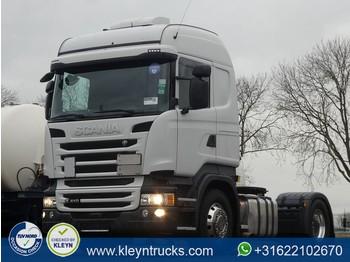 Trækker Scania R410 hl adr/ggvs