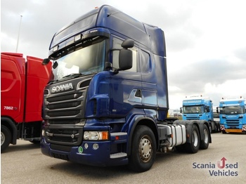 Trækker Scania R730LA6X4MNA V8 Topline EEV !!!