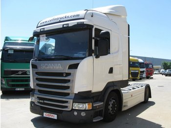Trækker Scania R 410