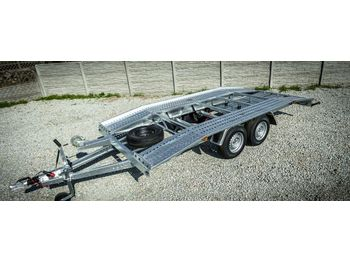 Boro LAWETA SZWAJCARKA 5x2.1m DMC 3000 kg - autotransporter trailer