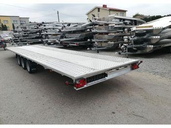 Boro NOWA LAWETA Merkury MAX 8,50m ! - autotransporter trailer