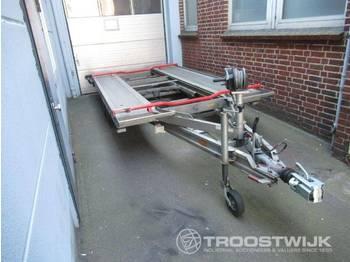 Fit-Zel EURO 00 - autotransporter trailer