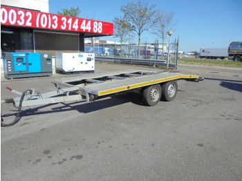 Autotransporter trailer Hotrarijs HUSTY S