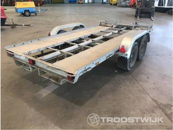 Janssens BS80 - autotransporter trailer