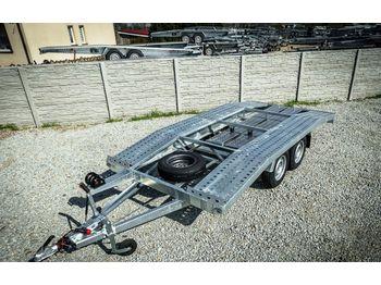 Niewiadów NOWA LAWETA ATOM 4m B.MOCNA - autotransporter trailer
