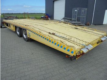 Tijhof Autotransport aanhangwagen 5160 kg - autotransporter trailer
