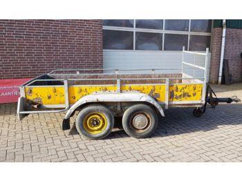 Bil släpvagn Aanhangwagen