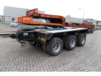 Broshuis 3AD-30 / 3 axle dolly - عربة مقطورة