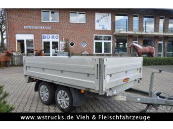 مقطورة سيارة Böckmann Cargo Hochlader
