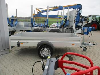 Car trailer Humbaur HA 13 30 15 ALU