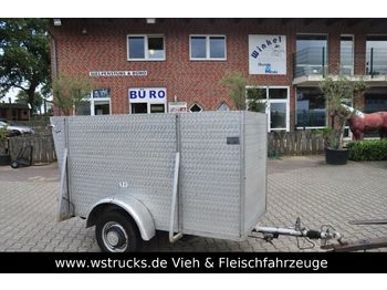 Car trailer Zuck Alu: picture 1