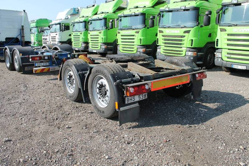 n rko c2ms11p11 chassis trailer from sweden for sale at. Black Bedroom Furniture Sets. Home Design Ideas