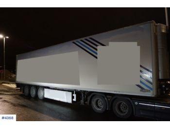 Chereau Thermotralle m/ 3 temp og lift - عربة مقطورة