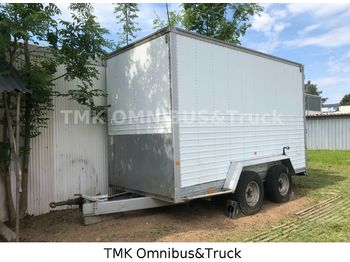 Fuchs  - closed box trailer