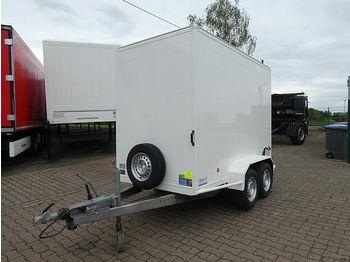 Closed box trailer / - Kofferaufbau: picture 1