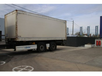 Container transporter/ swap body trailer Krone BDF-TANDEM