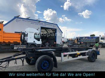 Ackermann Wechselfahrgestell für Möbelkoffer  - مقطورة نقل الحاويات