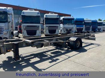 Ackermann * Z-EAF10-7 * 1.ACHS * WECHSELLFAAHRGESTELL *  - مقطورة نقل الحاويات