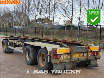 GS Meppel AC 2800 3 axles - container transporter/ swap body trailer