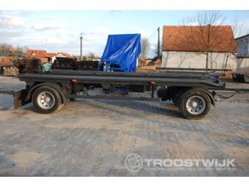 Container transporter/ swap body trailer Huffermann