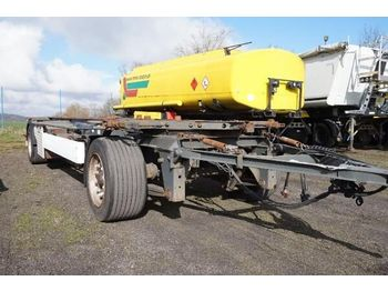 Container transporter/ swap body trailer KRONE AZ