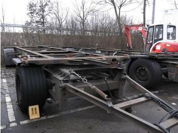 Kögel AWE 18  - container transporter/ swap body trailer