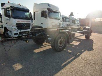 Kögel AWE 18  Standartlafette - container transporter/ swap body trailer