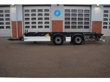 Container transporter/ swap body trailer Krone ZZW18