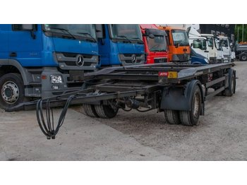 ROHR  - container transporter/ swap body trailer