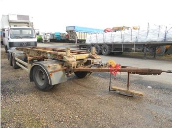 Container transporter/ swap body trailer Samro