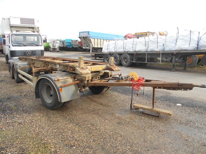 container transporter/ swap body trailer Samro