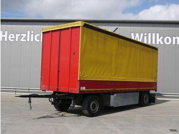 Curtainsider trailer Schmitz Cargobull AFG 18 Anhänger*Durchlade-Palettenkasten*Edscha