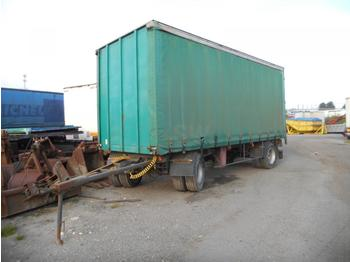 Curtainsider trailer Trailor