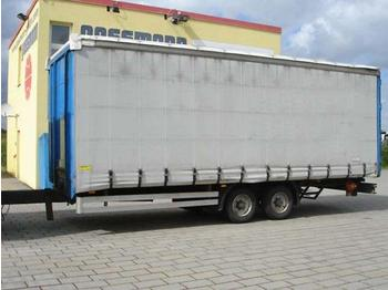 Curtainsider trailer Wellmeyer PA 12/73 TA CS WELLMEYER PA 12/73 TA CS: picture 1